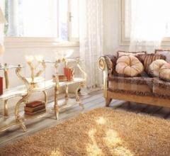Консоль ретро-диван RI0292NX фабрика BelCor Interiors