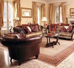 Двухместный диван GE1512BX фабрика BelCor Interiors