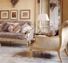 Трехместный диван UM1513LX фабрика BelCor Interiors
