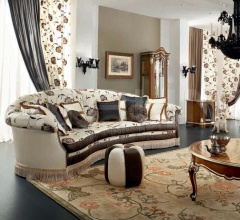 Четырехместный диван 13401 фабрика Modenese Gastone