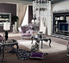 Двухместный диван 13410 фабрика Modenese Gastone