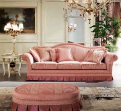 Трехместный диван 13405 фабрика Modenese Gastone
