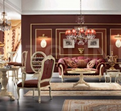 Двухместный диван 13419 фабрика Modenese Gastone