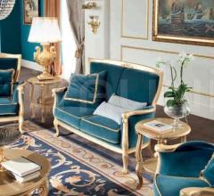 Двухместный диван 13426 фабрика Modenese Gastone