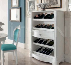 Итальянские винные шкафы, комнаты - Винный шкаф 13138 фабрика Modenese Gastone