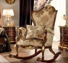 Кресло-качалка 13432 фабрика Modenese Gastone