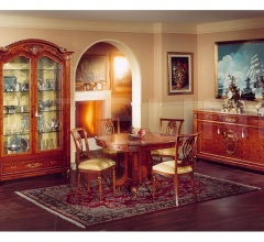 Classic style sideboard Hotel  - DUCALE DUCCR3P / Sideboard with 3 doors