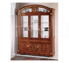 Luxury showcase Jewellery shop  - IMPERO / Display cabinet with 3 doors B