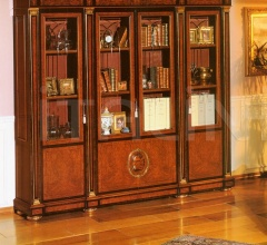Hand worked bookcases Castle  - IMPERO / HOME OFFICE Bookcase