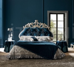 Кровать Velvet фабрика Bolzan Letti