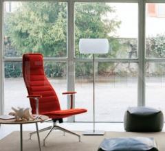 Кресло Lotus (Attesa) фабрика Cappellini