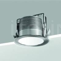 Delta LED recessed light