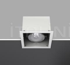 Diapson LED 1 light recessed lamp