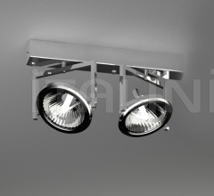 Diapson Alo 2 lights wall/ceiling lamp