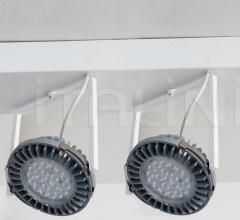 Diapson Hit 2 lights wall/ceiling lamp