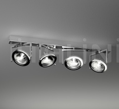 Diapson LED 4 lights wall/ceiling lamp