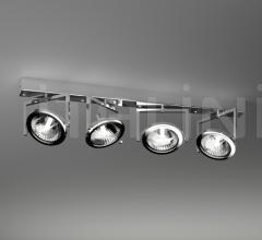 Diapson Alo 4 lights suspension lamp
