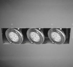 Diapson frameless Alo 4 lights quadro