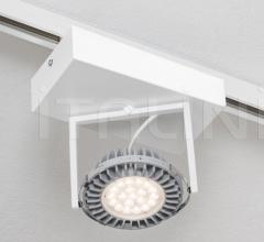 Diapson Alo Semi-recessed 1 light wall/ceiling lamp