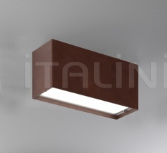 Quba LED with frosted glass