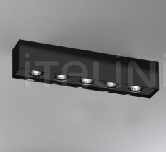 Quba spot 23 LED GU10 suspension lamp