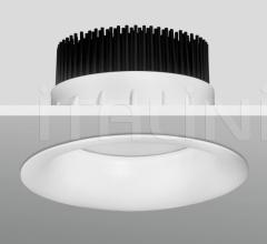 Runner frameless recessed light long fluo