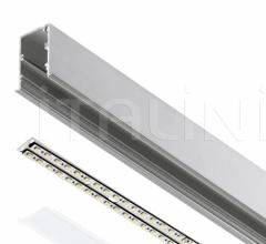 Stripe system ceiling light  T5 normal