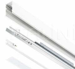 Tau LED 230V recessed light