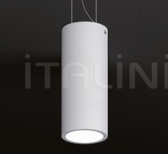 Ulisse suspension with frosted glass