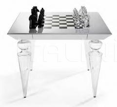 Итальянские бильярдные, игровые столы - Игровой шахматный стол SCACCHI фабрика Reflex