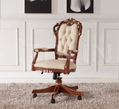 Luxury classic chairs, Art. 3348: Office armchair