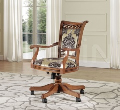 Luxury classic chairs, Art. 3327: Office armchair