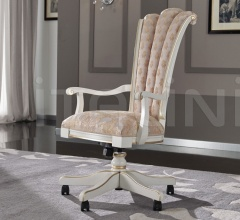 Luxury classic chairs, Art. 3322: Office armchair