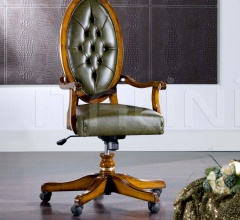 Luxury classic chairs, Art. 3275: Office armchair