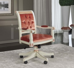 Luxury classic chairs, Art. 3324: Office armchair