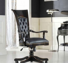 Luxury classic chairs, Art. 3244: Office armchair