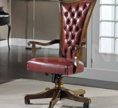 Luxury classic chairs, Art. 3239: Office armchair