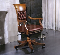 Luxury classic chairs, Art. 3207: Office armchair