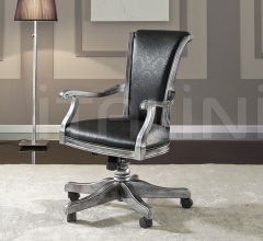 Luxury classic chairs, Art. 3203: Office armchair