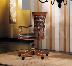 Luxury classic chairs, Art. 3201: Office armchair