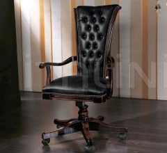 Luxury classic chairs, Art. 3206: Office armchair