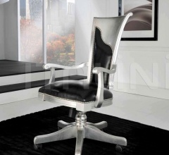 Luxury classic chairs, Art. 3240: Office armchair