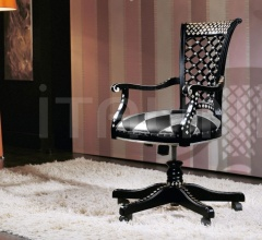 Luxury classic chairs, Art. 3200: Office armchair