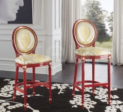Luxury classic chairs, Art. 3100: Stool