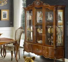 Luxury classic chairs, Art. 3503: Cabinet