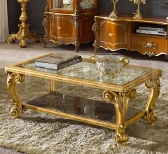 Luxury classic chairs, Art. 3520: Coffee table