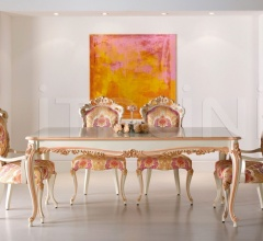 Luxury classic chairs, Art. 3294: Table