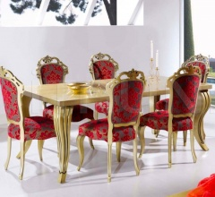 Luxury classic chairs, Art. 3271: Table