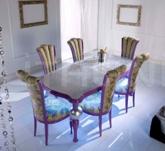 Luxury classic chairs, Art. 3296: Table