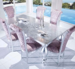 Luxury classic chairs, Art. 3270: Table